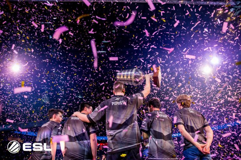 Team Secret are your ESL One Hamburg 2018 Champions.