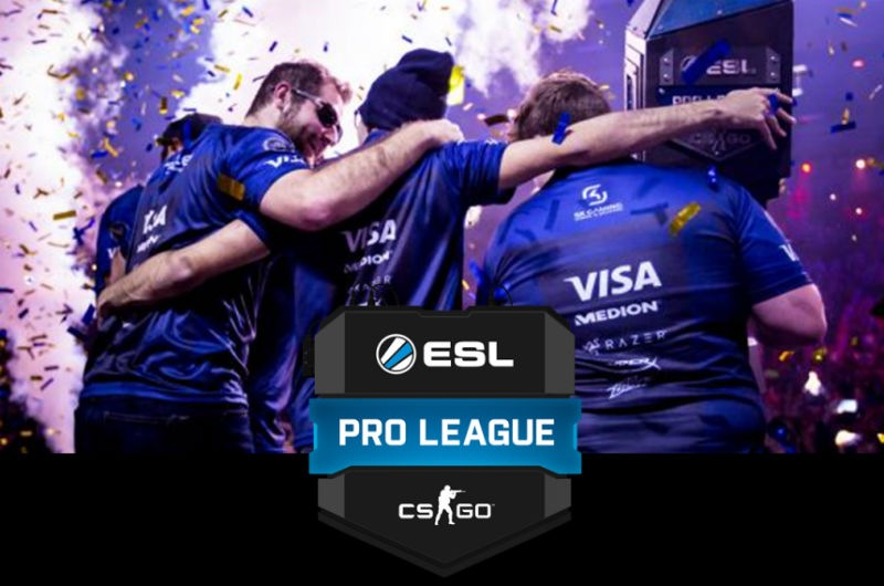 ESL Pro League Season 8 begins today