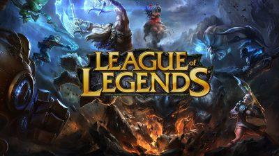 League of Legends LOL bets