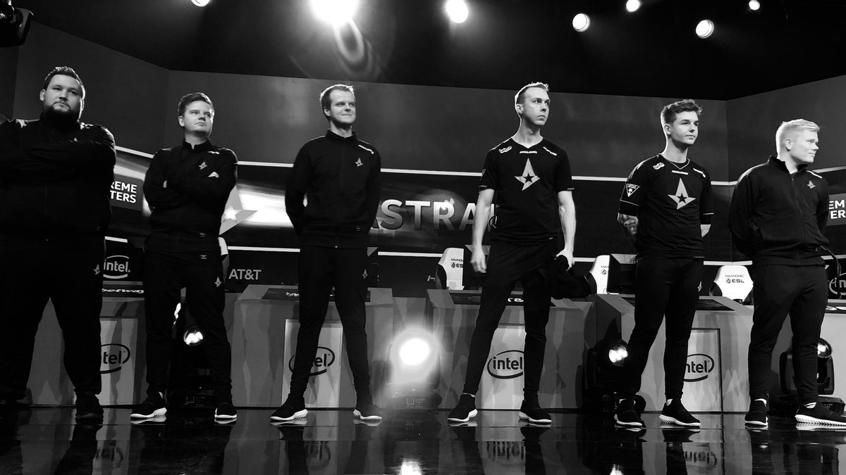 Astralis move to yet another Grand Finals with a 2-0 Victory over Mousesports