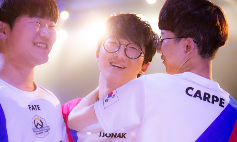 South Korea emerge victorious at the Overwatch World Cup once again.