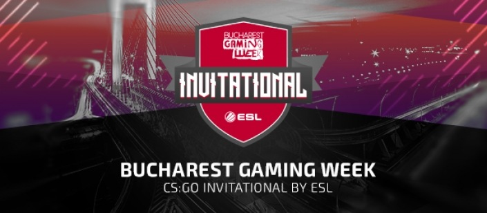 ESL announces the Bucharest CSGO Invitational in partnership with the Bucharest Municipality.