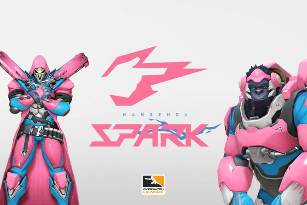 Hangzhou Spark reveal most of their Overwatch League Roster.