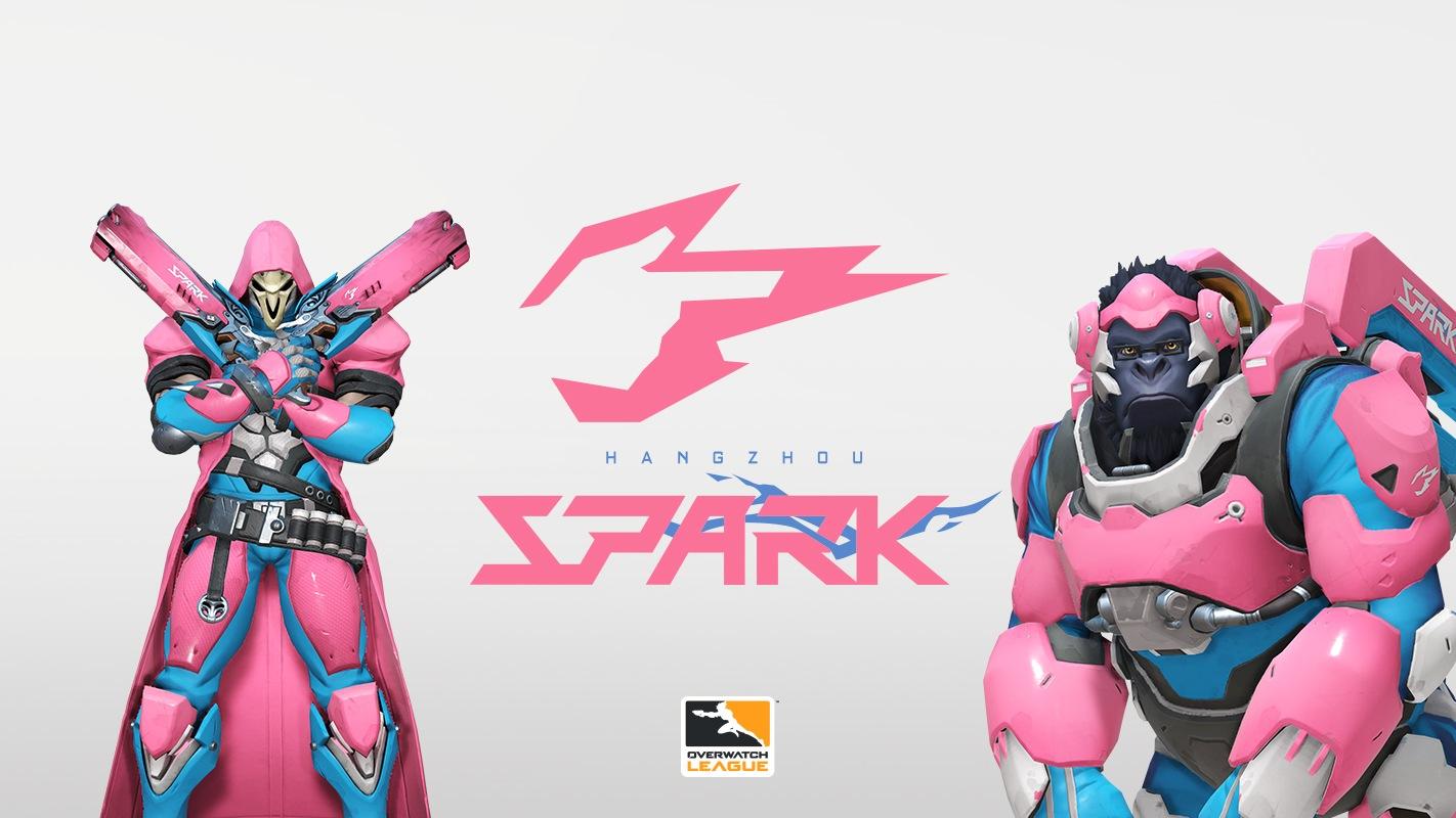 Hangzhou Spark joins Overwatch League Season 2.
