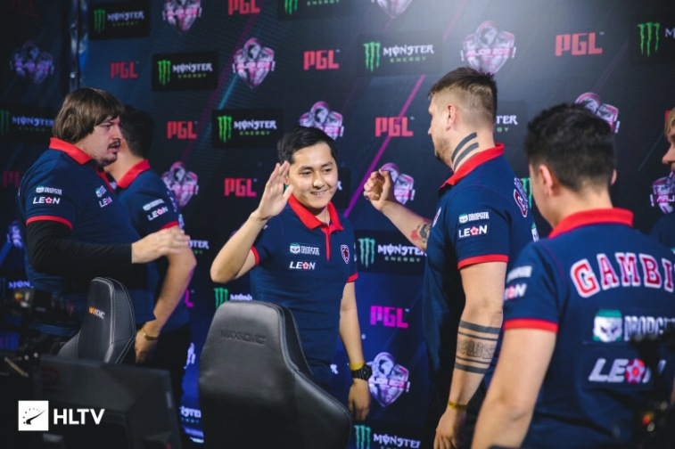Image result for gambit CSGO