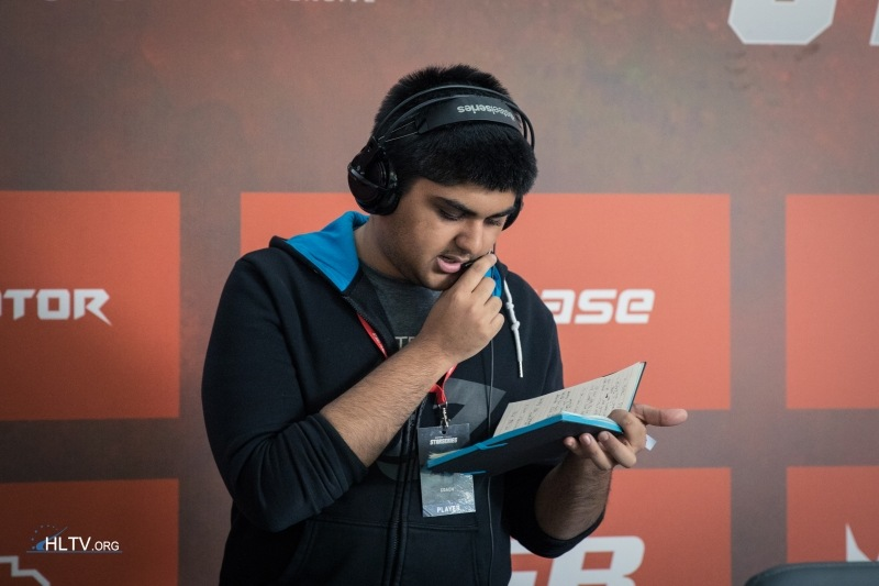 Gambit add Dimasick to their team; ImAPet will miss out on rest of IEM Chicago.
