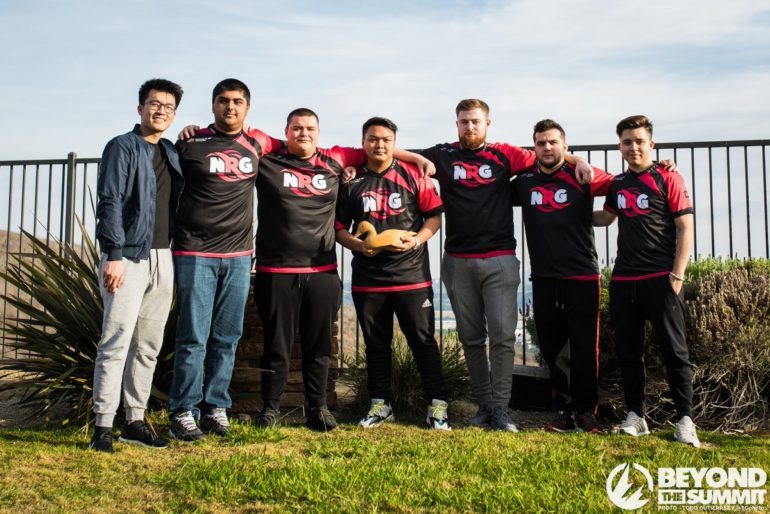 NRG dominate Optic gaming to win CS_Summit 3.
