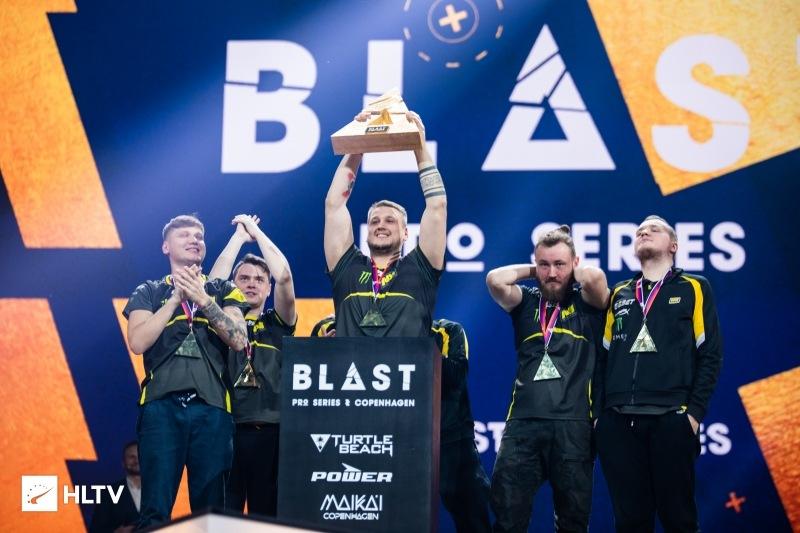 Danish Prime Minister endorses esports, Na'Vi win Blast Pro Series Copenhagen 2018.