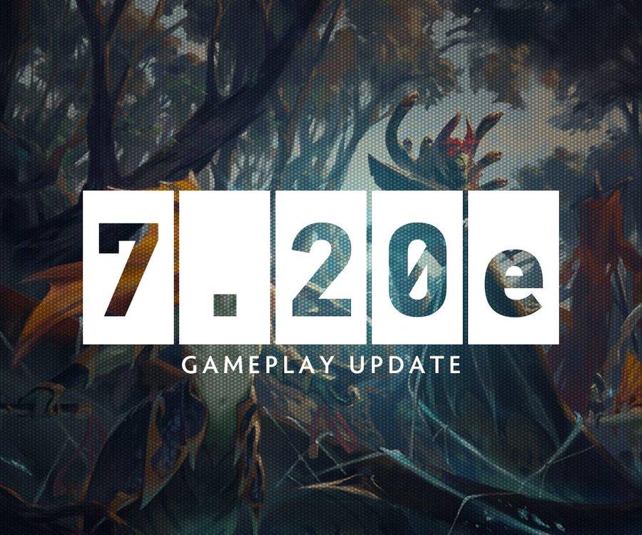 Valve releases 7.20 e update for Dota 2