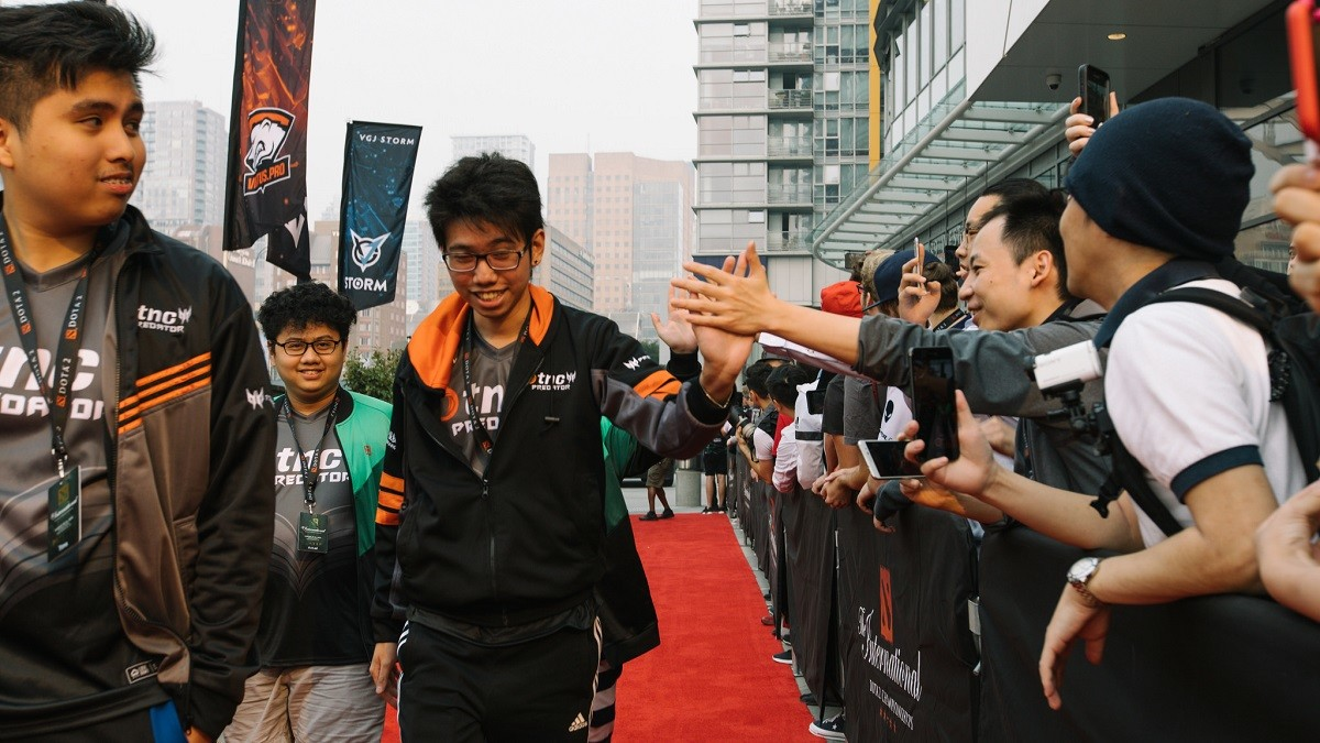 Valve penalizes TNC Predator and bans Kuku from the Chongqing Major