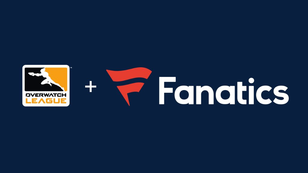 Overwatch League signs a multi-year merchandising deal with Fanatics