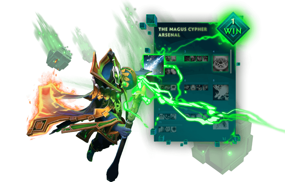 Valve releases the Frosthaven update with a new Rubick Arcana in Dota 2.