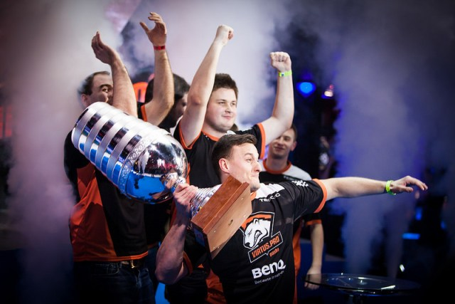 Virtus Pro CSGO Lineup ceases operation