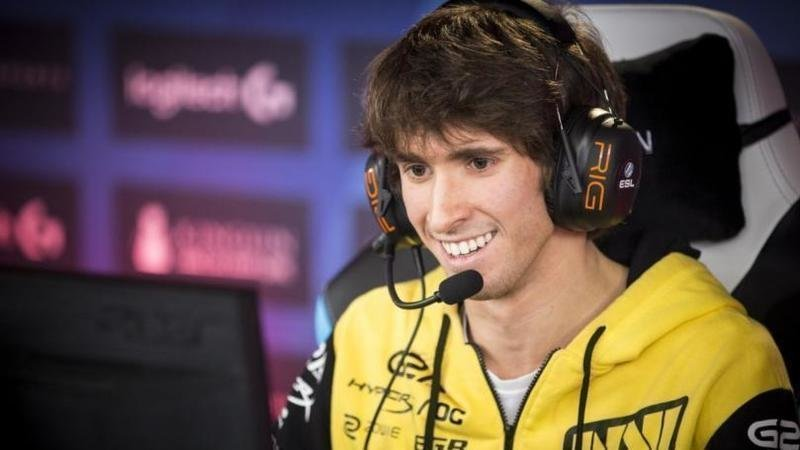 Dendi completes the Tigers Dota 2 roster