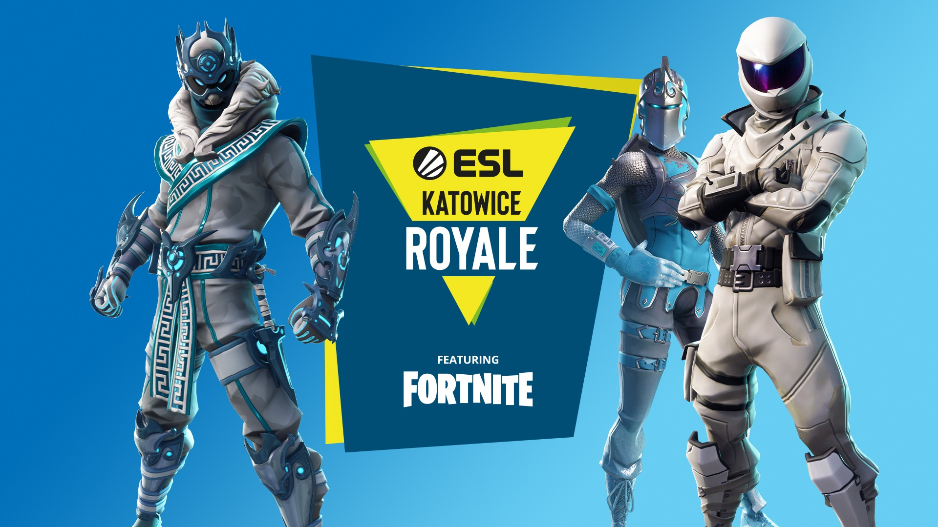 ESL to host a $600,000 Fortnite tournament called Katowice Royale.