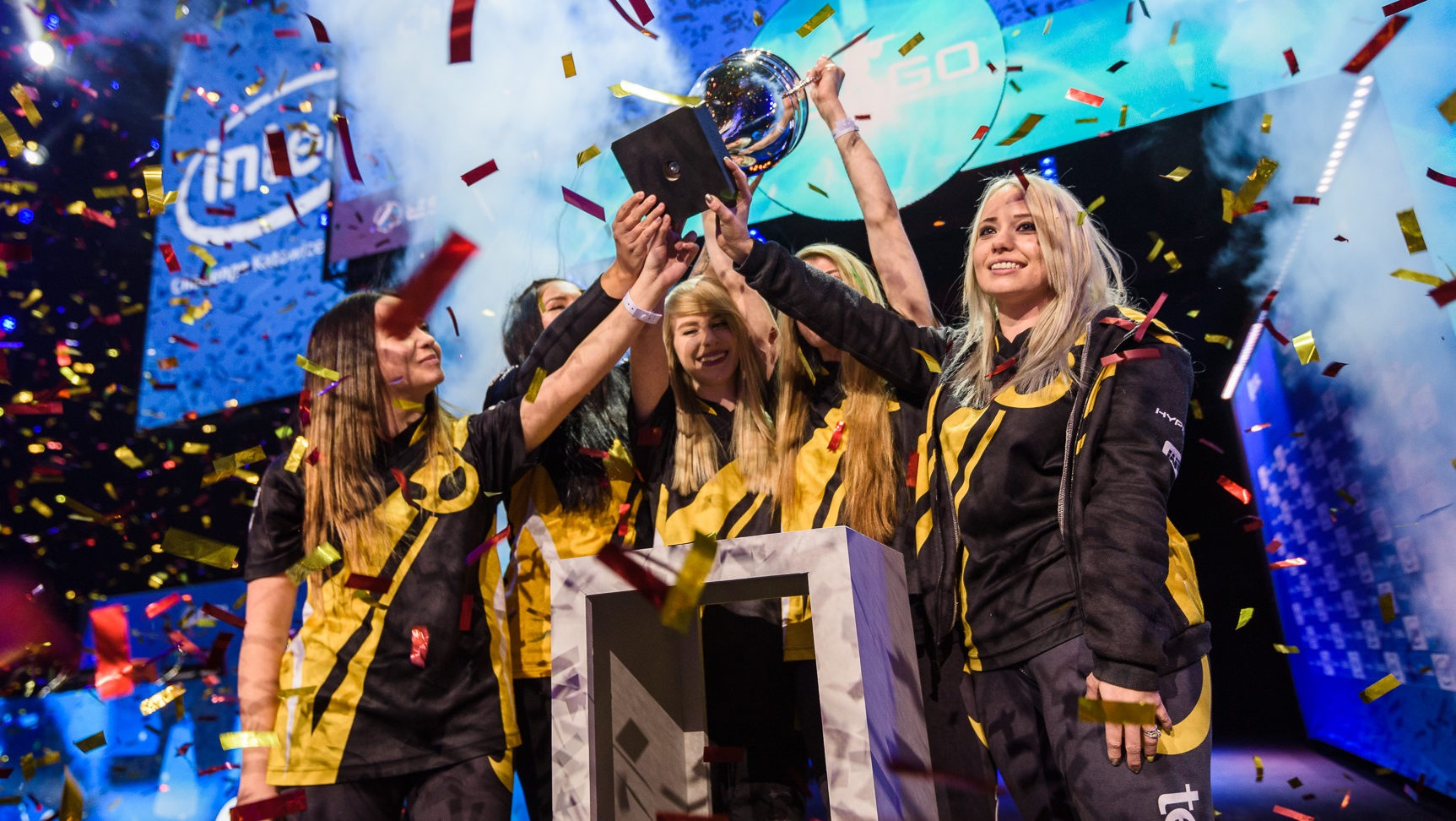 Na'Vi invited to ESL One cologne 2019; IEM Katowice to feature $50,000 female only tournament.