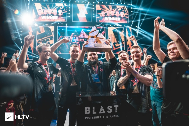 Na'Vi and Astralis receive invites to Blast Pro Series Miami tournament