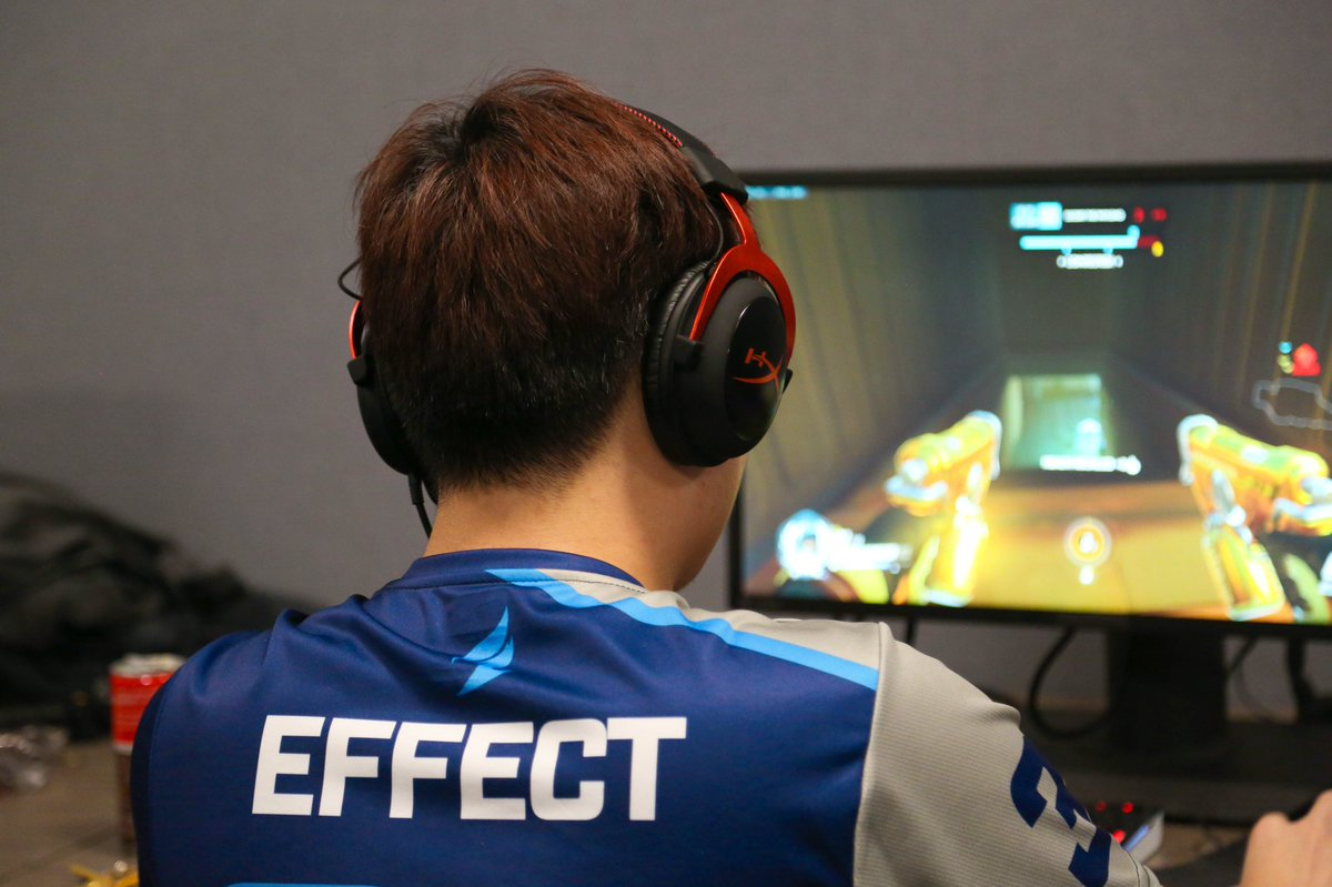 Effect talks about mental stress after his match against Seoul Dynasty