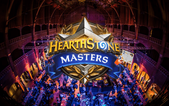 Blizzard brings Hearthstone Masters into the Esports world