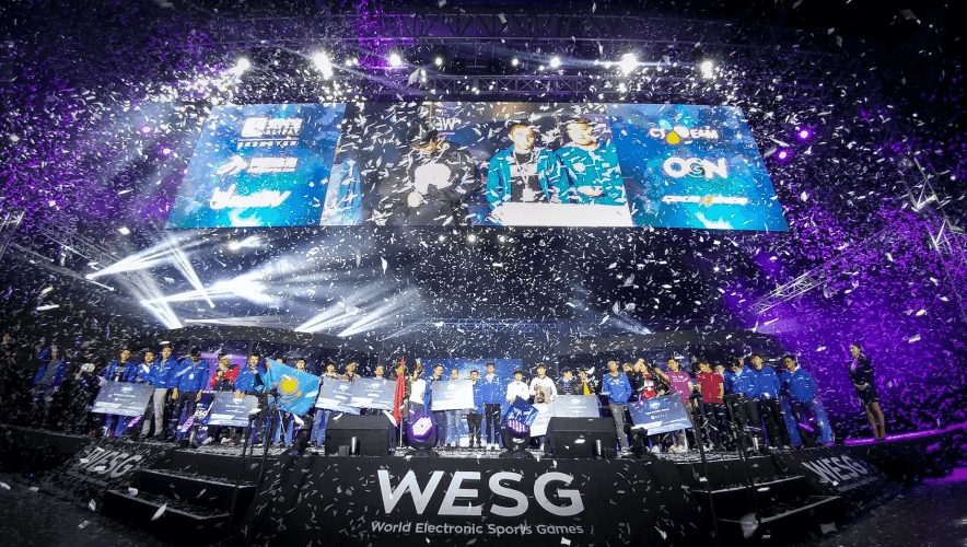 WESG 2018 World Finals groups revealed