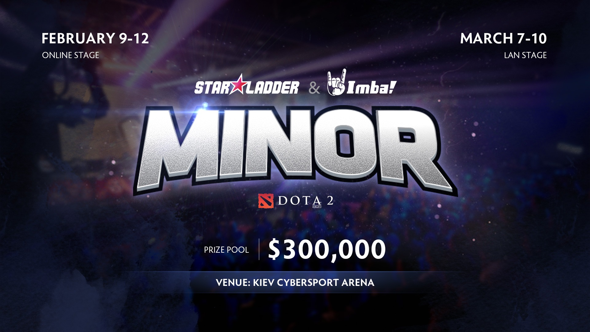Here are the  details of the Starladder IMBATV Minor