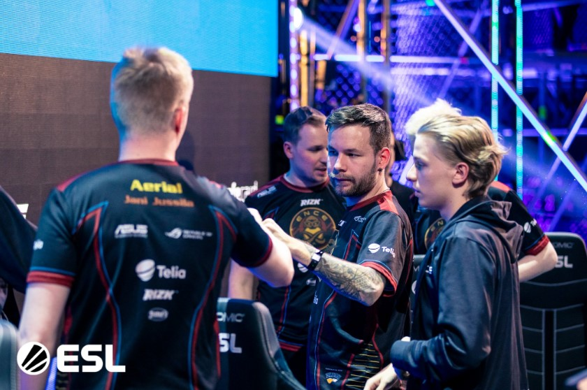 ENCE upset Liquid to book IEM Katowice 2019 Semi-final place