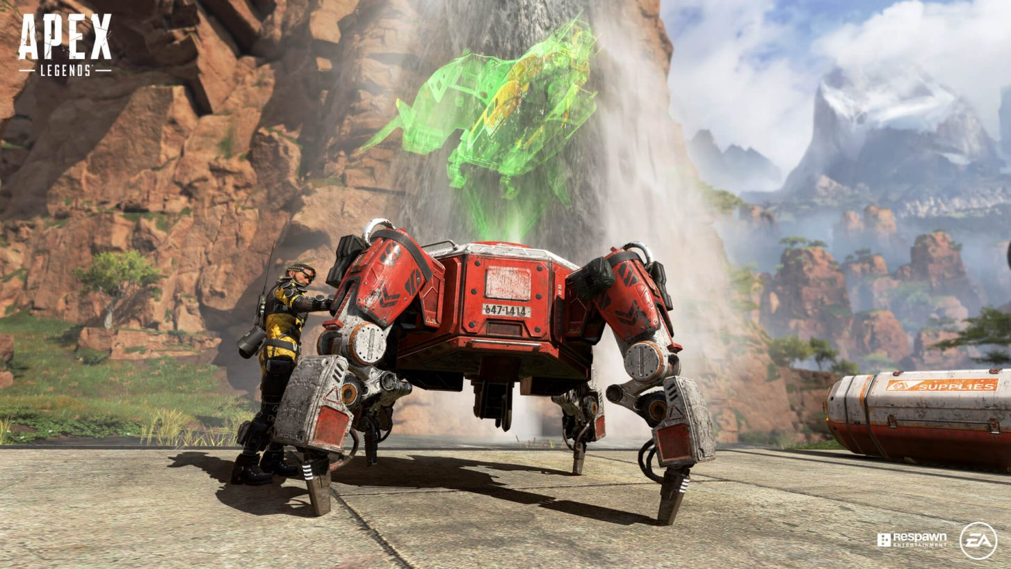Respawn is thinking big about Apex Legends