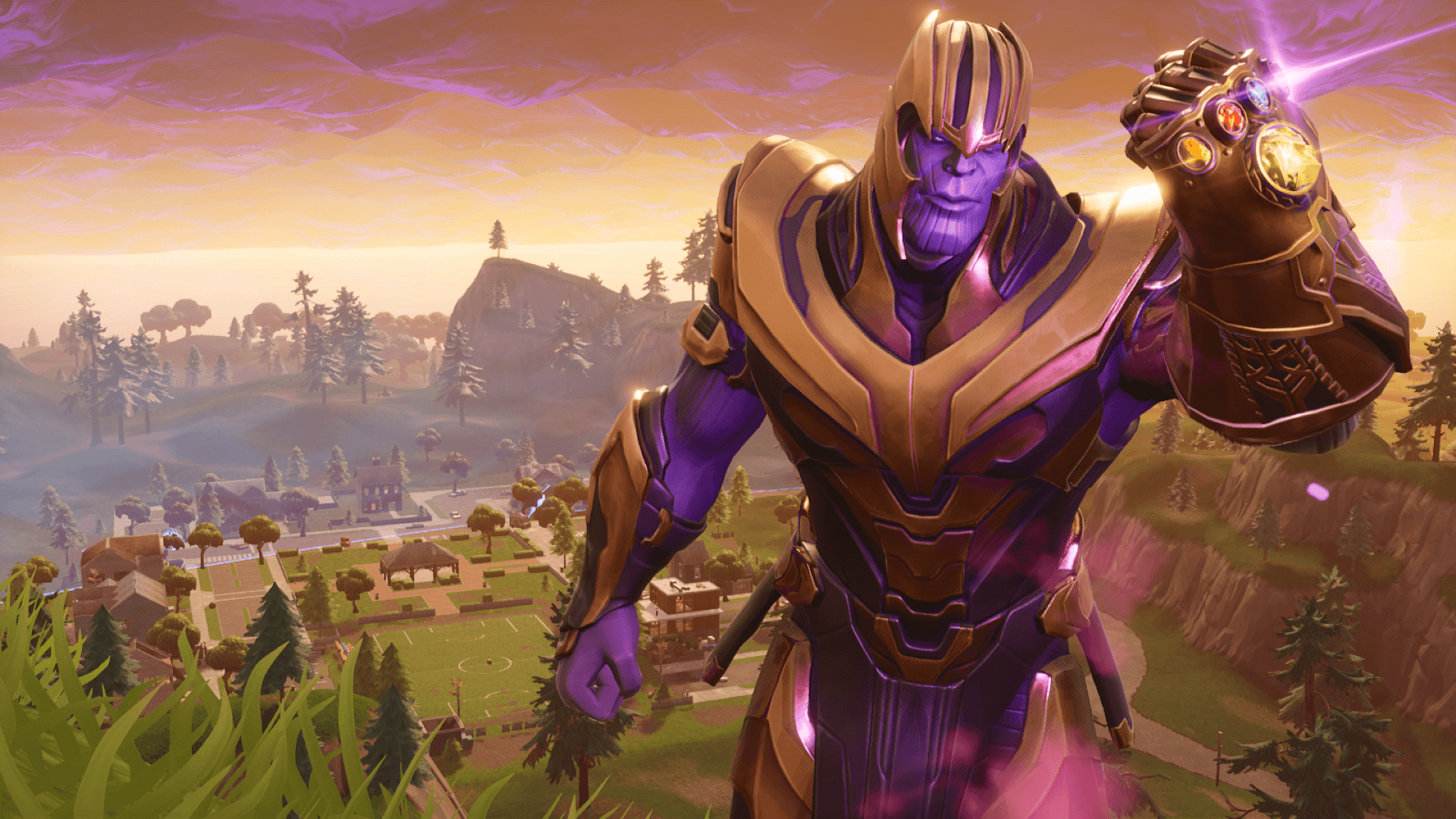 Destiny arrives again in Fortnite