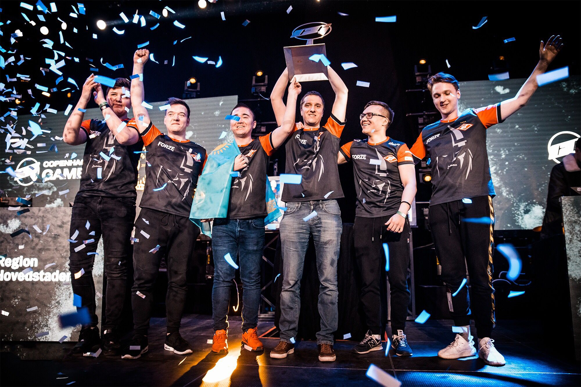 ForZe is the champion of Copenhagen Games 2019