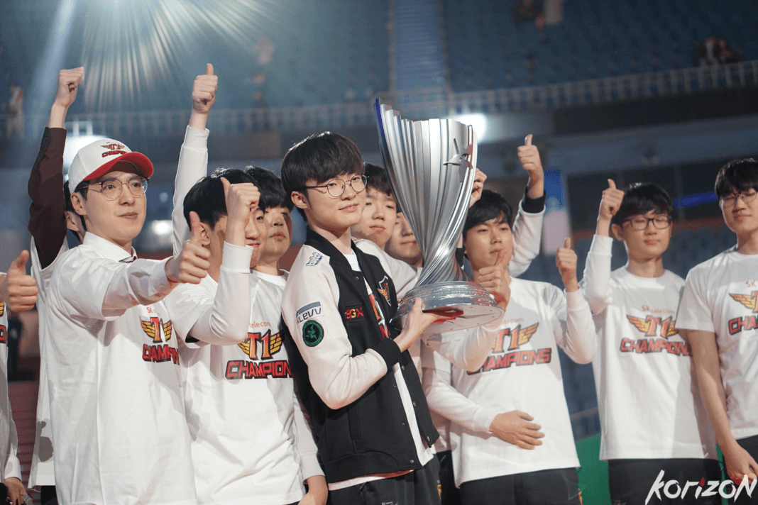 The fall and rise of SK Telecom T1