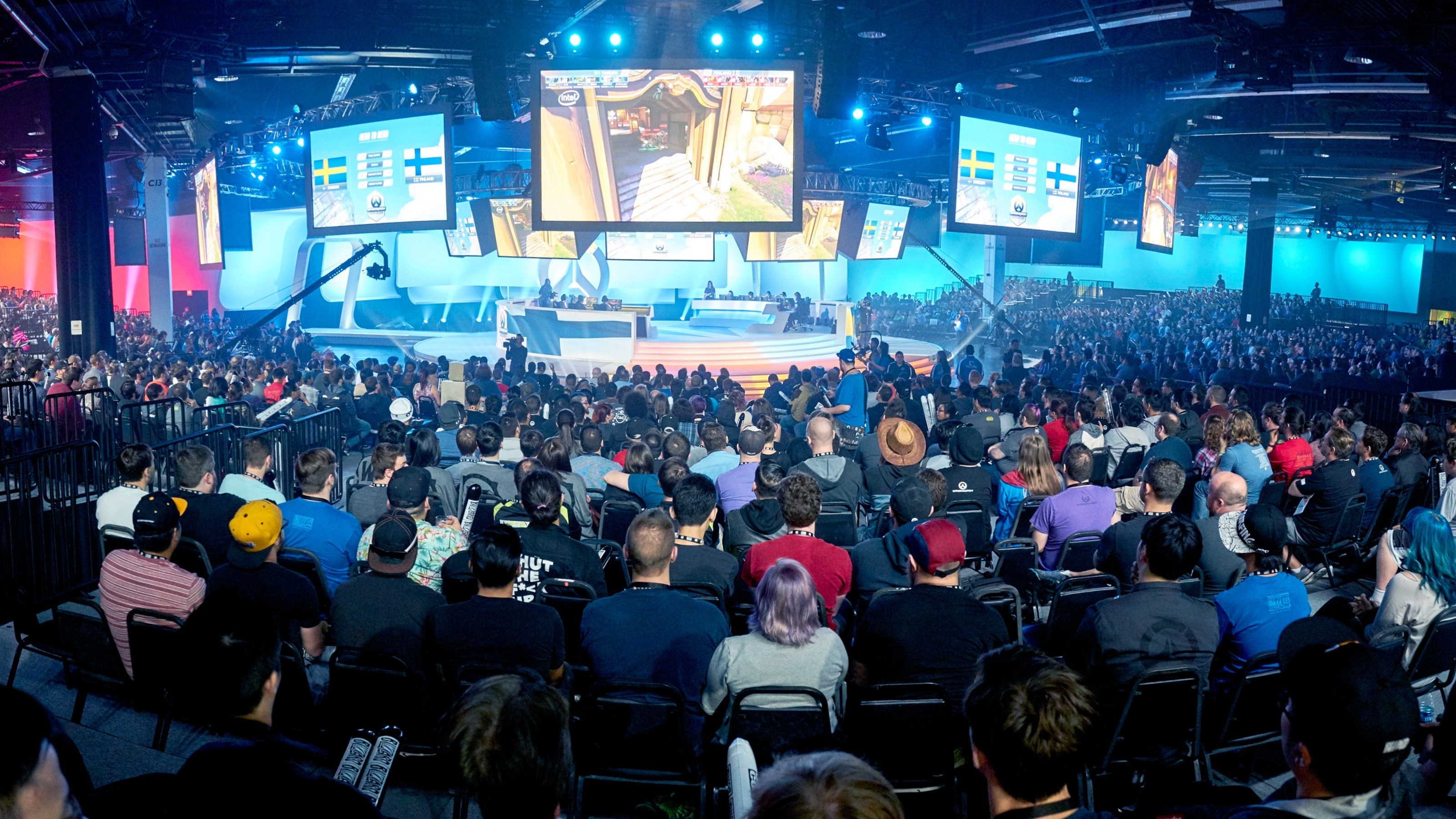BlizzCon will arrive in November