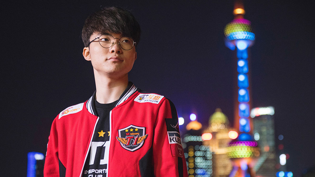 Faker is still the most successful player in League of Legends