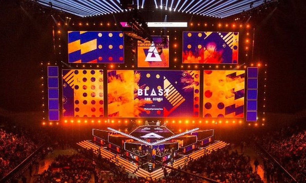 BLAST Pro Series Madrid overview