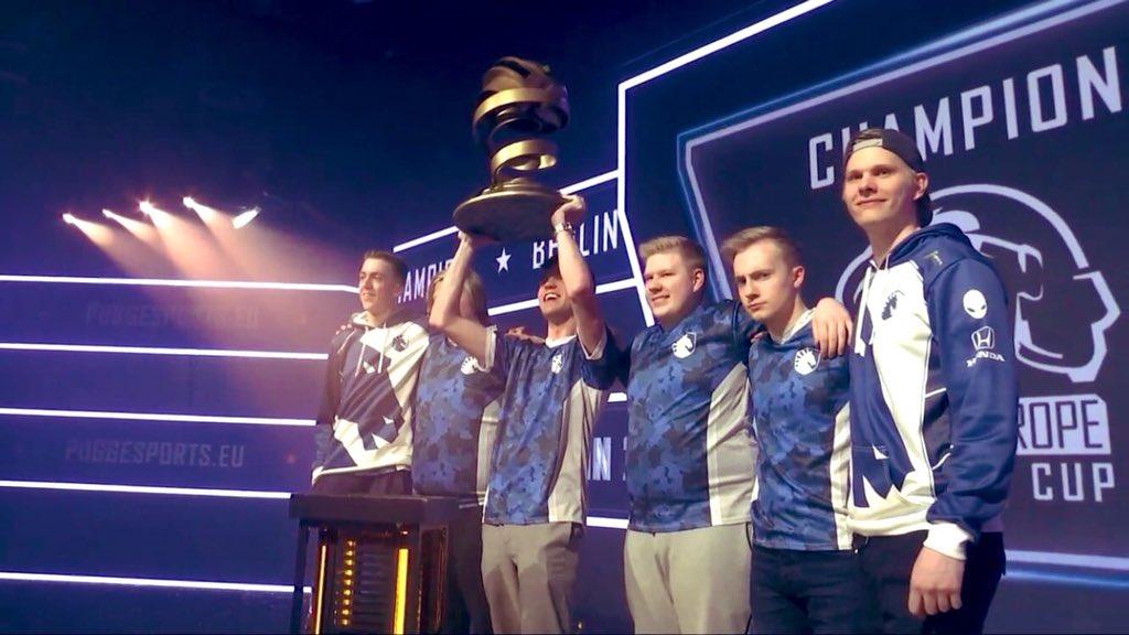 Team Liquid are the PEL Kick-off Cup champions