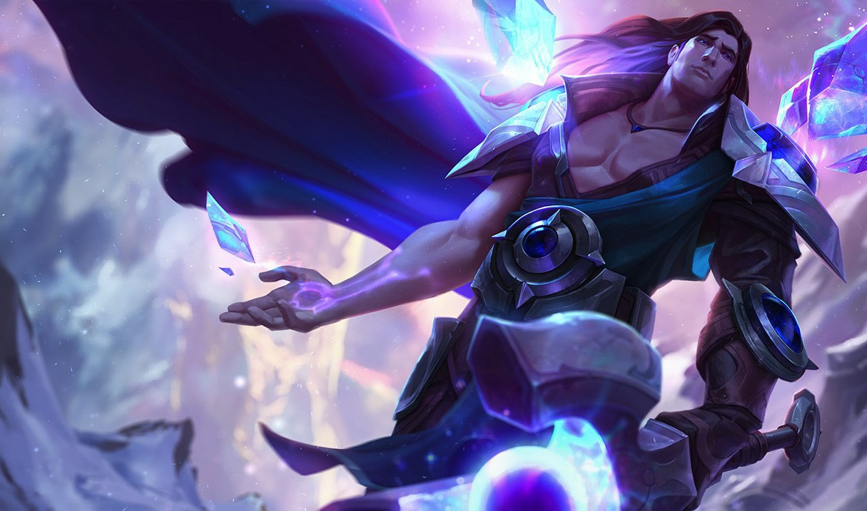 League of Legends - The rise of Sona/Taric combo