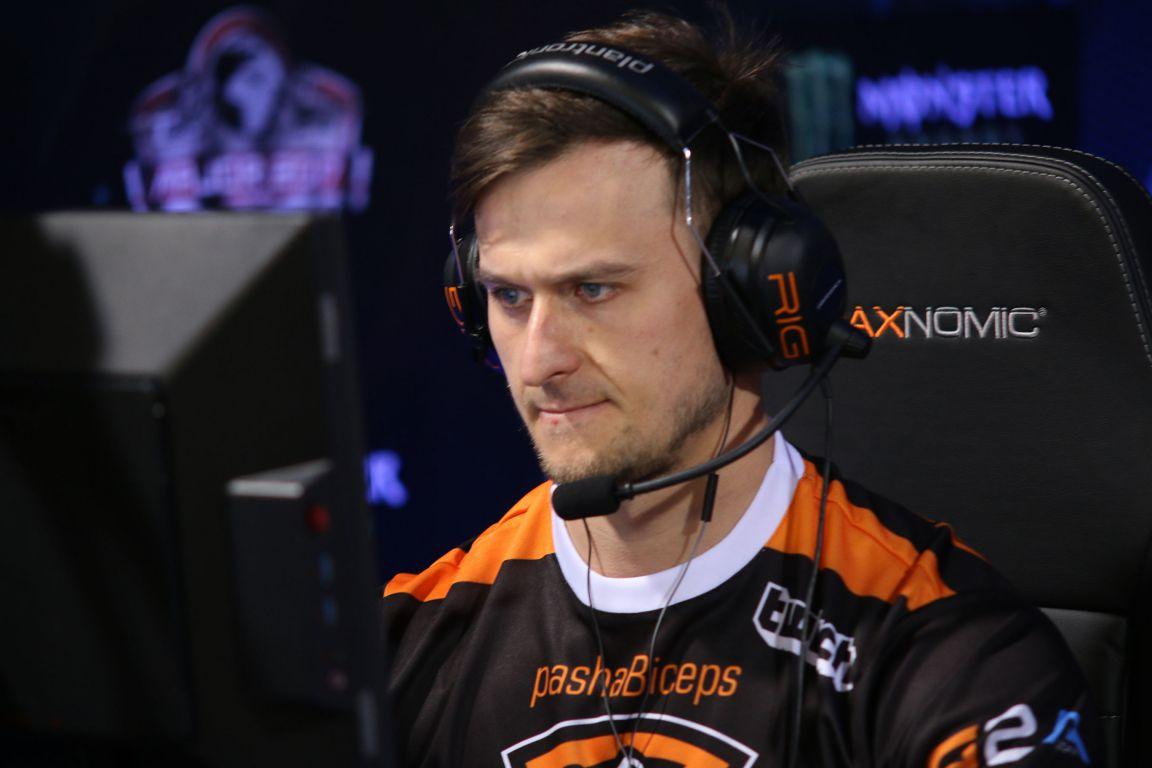 PashaBiceps returns to CS:GO