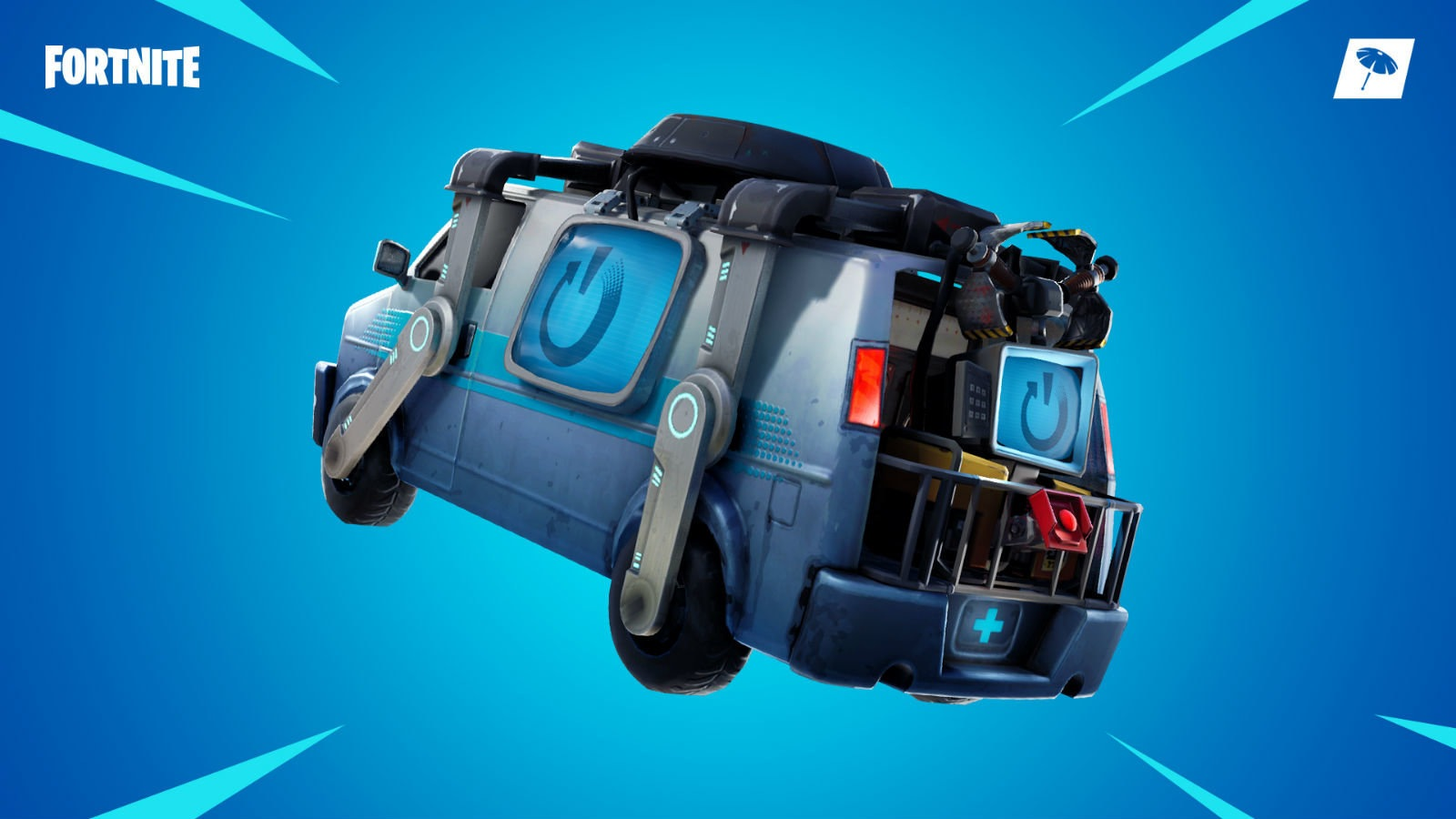 Reboot Vans return for Fortnite World Cup Qualifiers