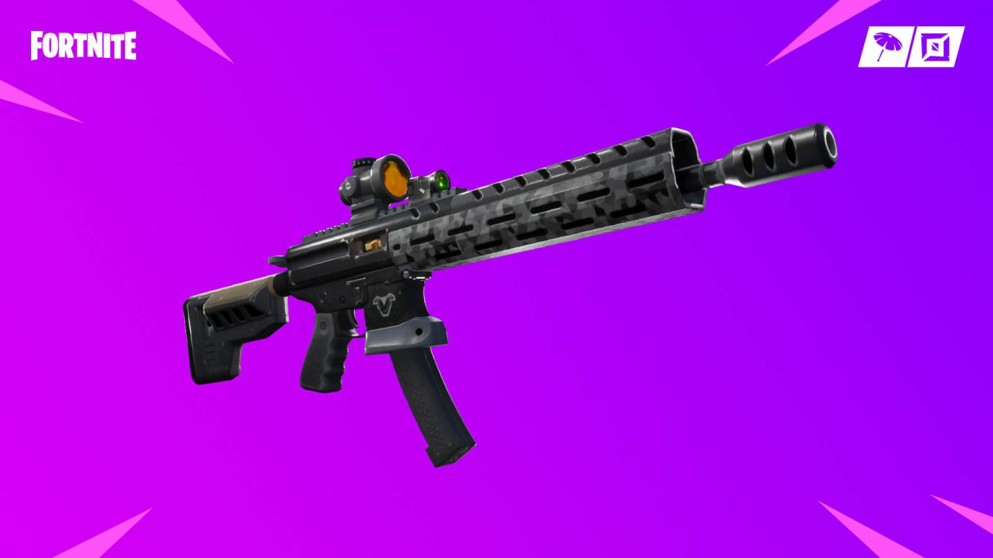 Patch 9.01 arrives in Fortnite