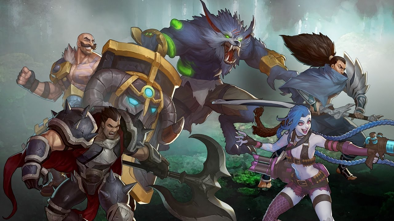 Riot makes champion changes in patch 9.9