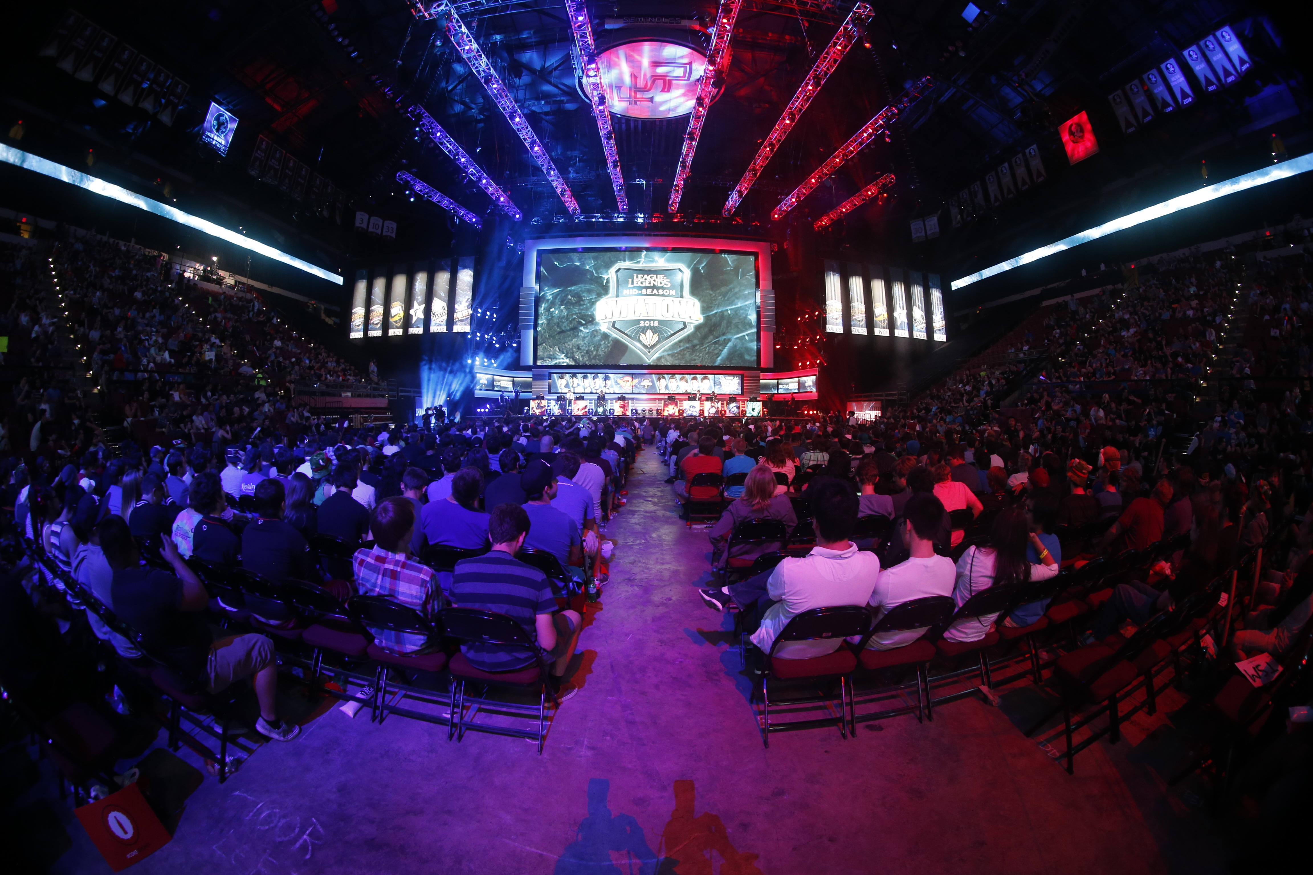 Seven eSports titles that don't require high-end PC