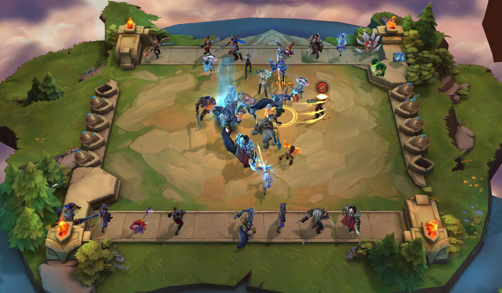 Riot investigates a bug in which TFT units charge more gold than there value