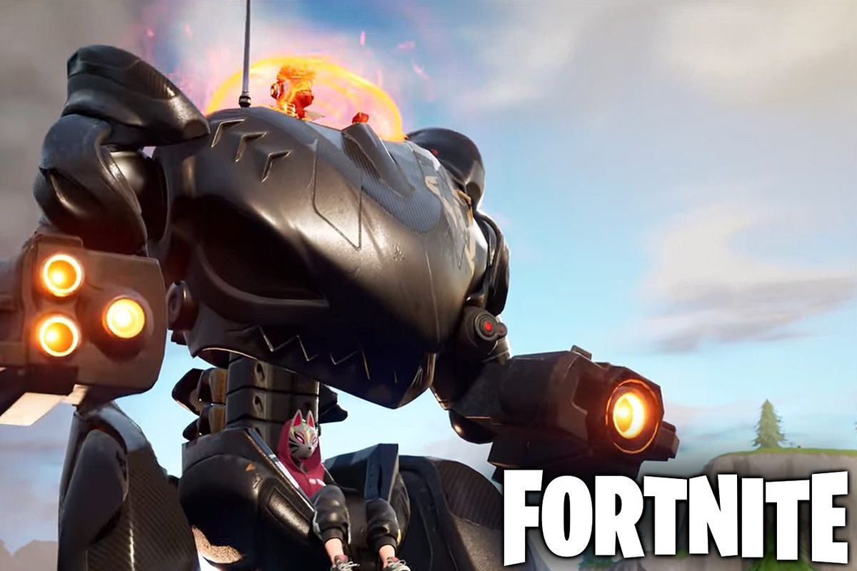 Fortnite: Epic Games removes brute mechs – after 'outrage' in community