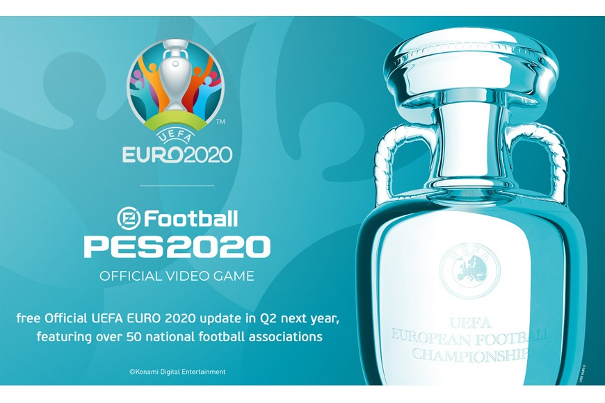 PES Euro eSports Finals To Be Held In London 2020
