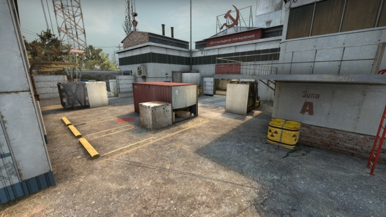 New reworked map potentially leaked for CS:GO