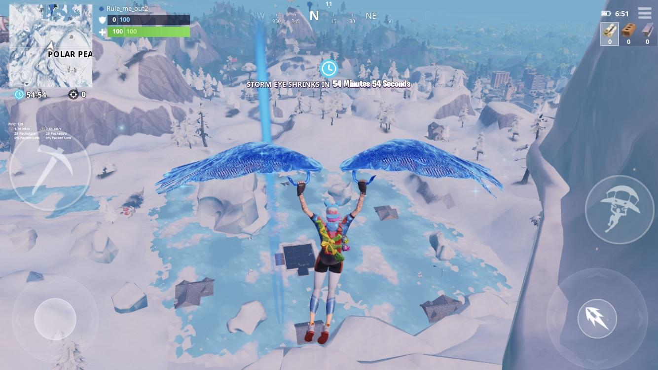 Here's how to unlock the frozen chest in Greasy Grove Fortnite