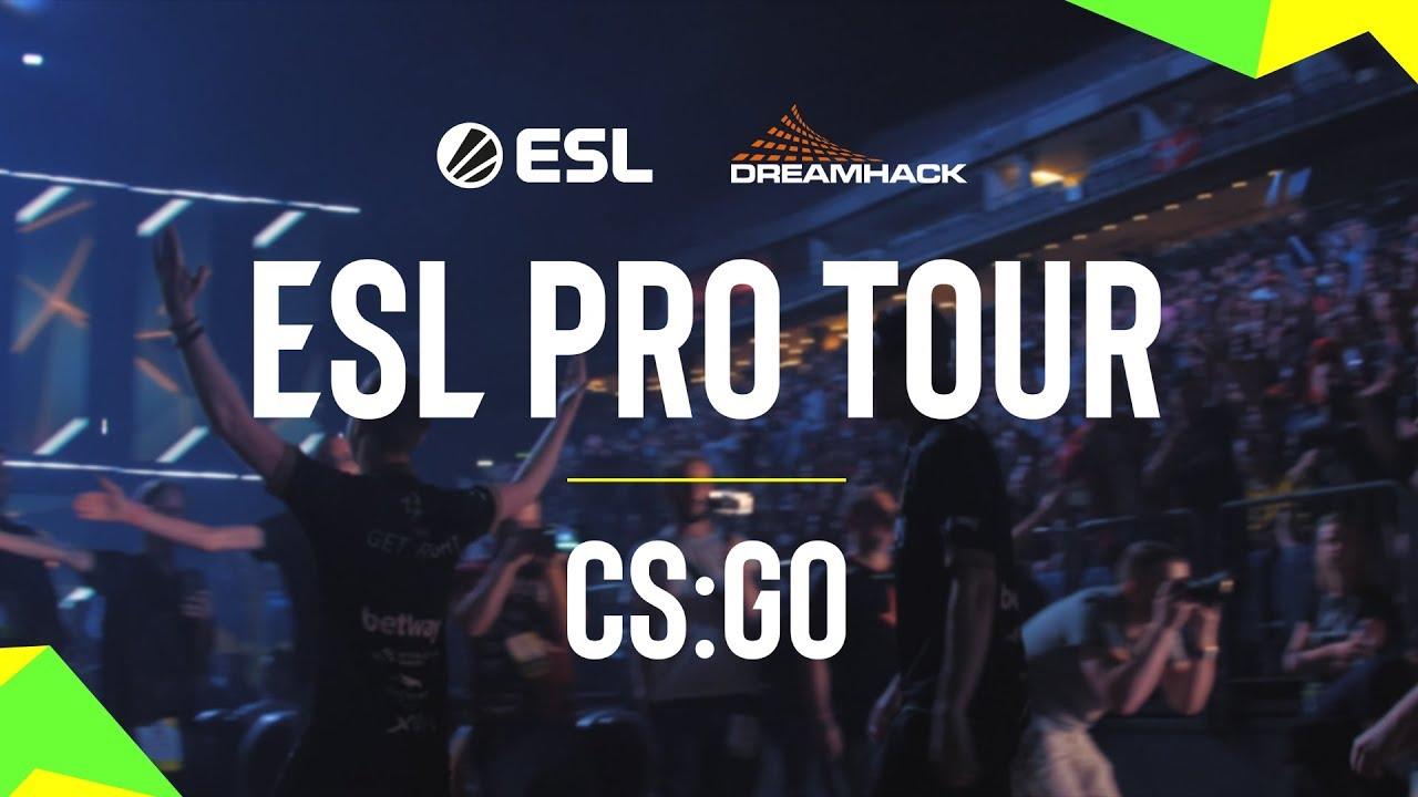 ESL Reveal The CS:GO ESL Pro Tour