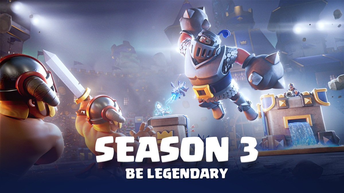 Clash Royale adds Miner Draft after season update
