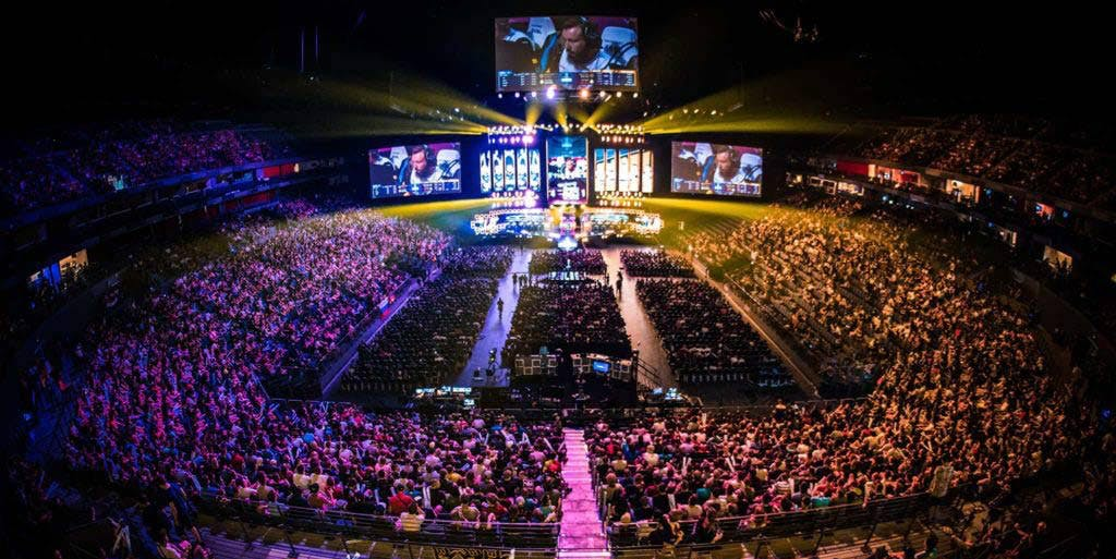 CEO of ESL says to employees not to mention Hong Kong protests