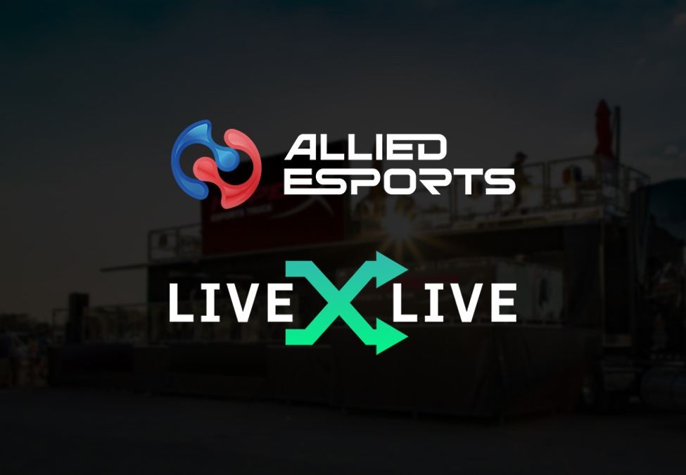 Allied Esports reaches into a multi-year agreement with LiveXLive Media