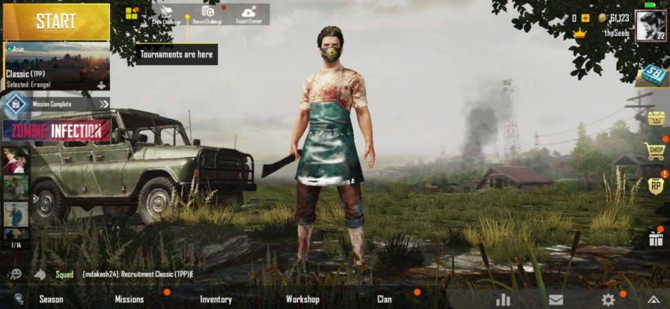 New PUBG Mobile Lite 0.14.0 update offers bombing area, fresh items, rewards and more